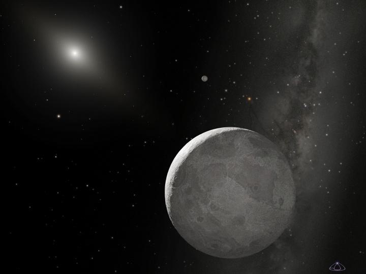 原来我们生活的太阳系是如此美丽 - 捕鱼者 - 观世间万象 享快乐人生
