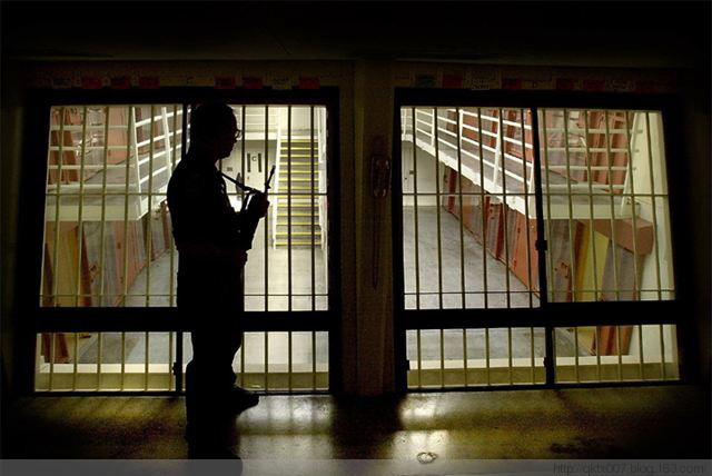 美国最危险的黑帮暴徒监狱